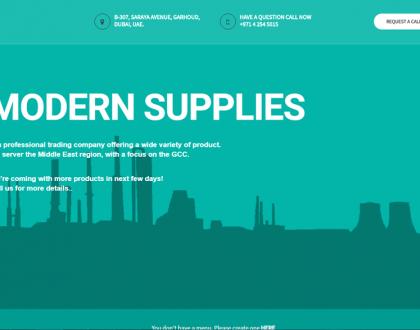 Modern Supplies LLC